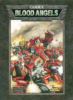 Codex Blood Angels 3rd Edition (Warhammer 40,000 Codex)
