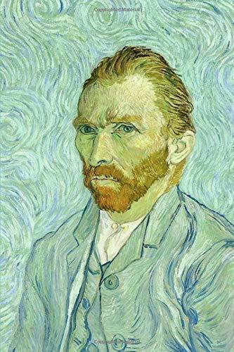 Vincent Van Gogh Self Portrait Journal Diary