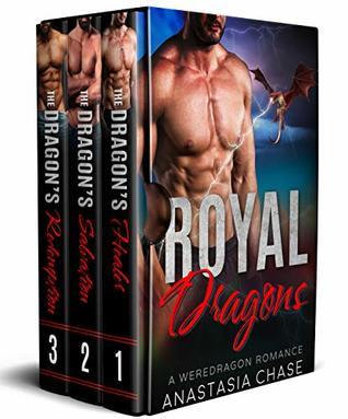 Royal Dragons Box Set: A Weredragon Romance