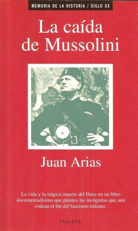 La caída de Mussolini