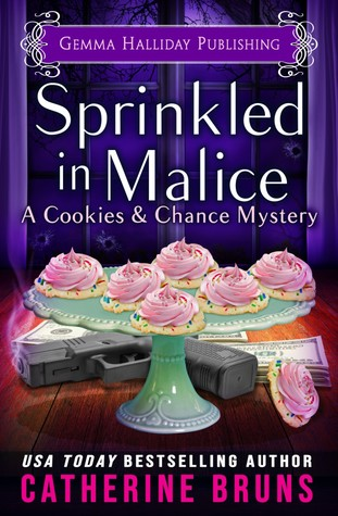 Sprinkled in Malice (Cookies & Chance Mystery #7)