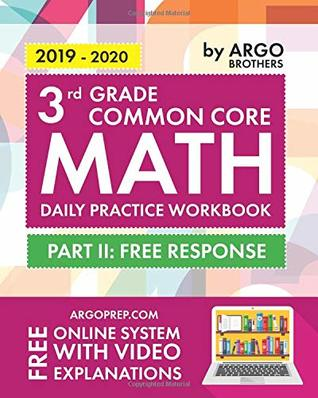 3rd Grade Common Core Math: Daily Practice Workbook - Part II: Free