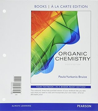 Organic Chemistry, Books a la Carte Plus Mastering Chemistry with Pearson eText -- Access Card Package (8th Edition)