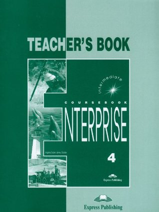 Enterprise 4 Intermediate Teachers Book