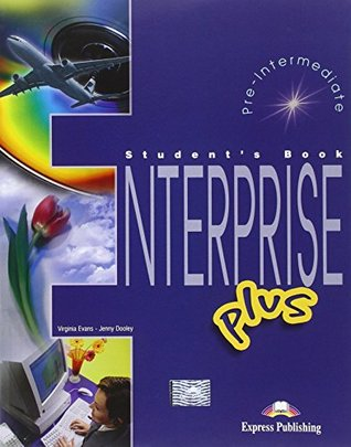 Enterprise Plus Pre-int. Student's with CD