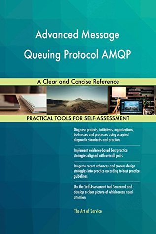 Advanced Message Queuing Protocol AMQP: A Clear and Concise Reference