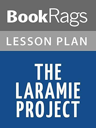 Lesson Plans The Laramie Project