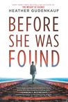 Before She Was Found audiobook download free