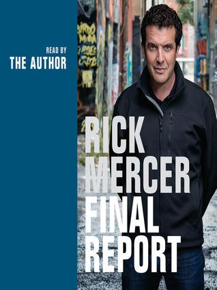 Rick Mercer Final Report (Audiobook)