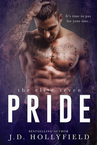 Pride (The Elite Seven, #2)