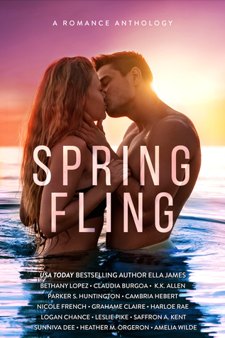 Spring Fling by Claudia Y. Burgoa