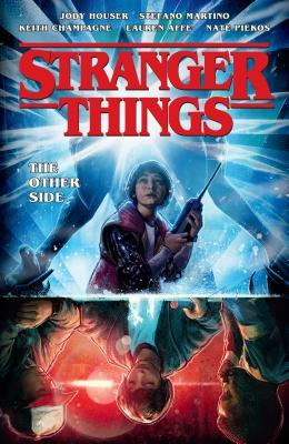 Stranger Things by Jody Houser