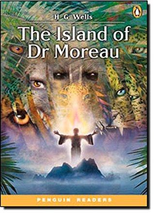 Island of Dr Moreau, Book/CD Pack (Penguin Readers
