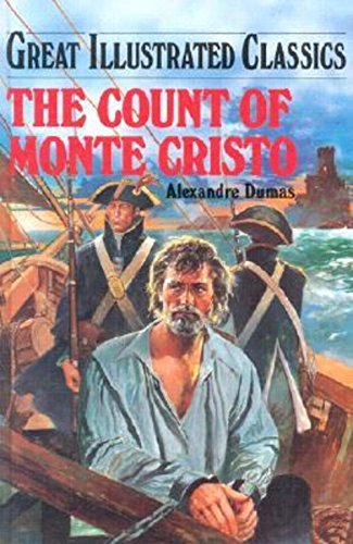 The Count of Monte Cristo(Annotated-the novel with Introduction,Characters and Summary): Adventure fiction