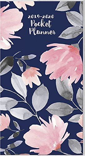 2019 Florals Stephanie Ryan Pocket Planner