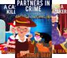 Hubbert & Lil Cozy Mystery (4 Book Series)