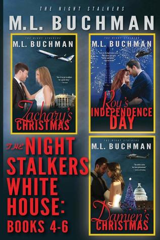 The Night Stalkers White House, Books 4-6