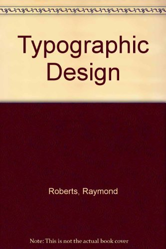 Typographic Design