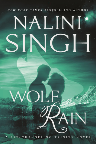 Wolf Rain Book Cover