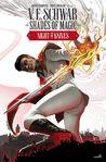 Shades of Magic #5: Night of Knives (Shades of Magic Graphic Novels #5)