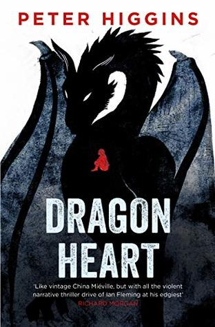 Dragon Heart by Peter Higgins