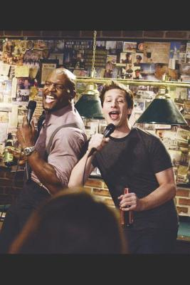 Journal: A Brooklyn Nine Nine Themed Notebook Journal for Your Everyday Needs