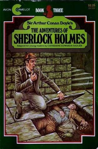 Sir Arthur Conan Doyle's The Adventures of Sherlock Holmes: Book Three