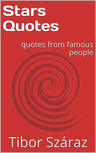 Stars Quotes: quotes from famous people (English Book 190123)
