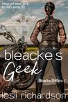 Bleacke's Geek (Bleacke Shifters, # 1)
