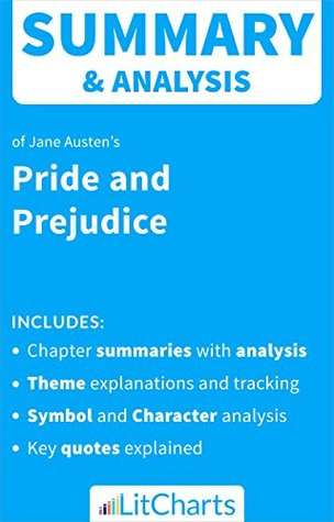 Summary & Analysis of Pride and Prejudice by Jane Austen