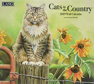 Cats in the Country 2019 Calendar: Includes Bonus Download
