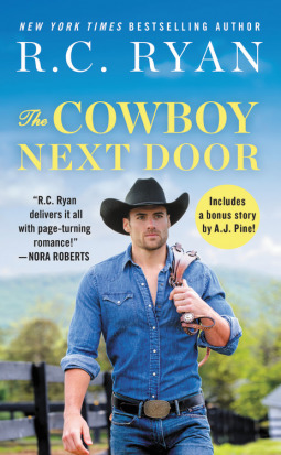 The Cowboy Next Door (Montana Strong, #2)