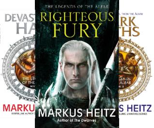 The Legends of the Älfar (3 Book Series)