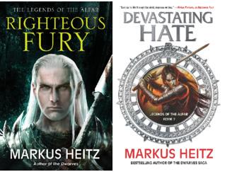 Legends of Alfar (2 Book Series)