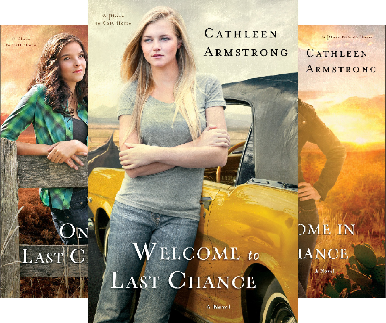 A Place to Call Home (4 Book Series)