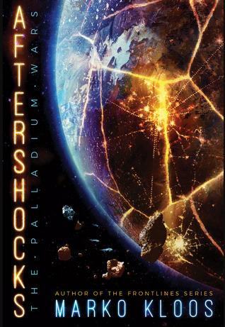 Aftershocks (The Palladium Wars, #1)
