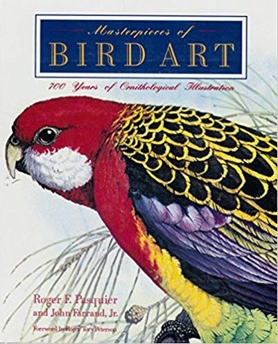 Masterpieces of Bird Art: 700 Years of Ornithological Illustration