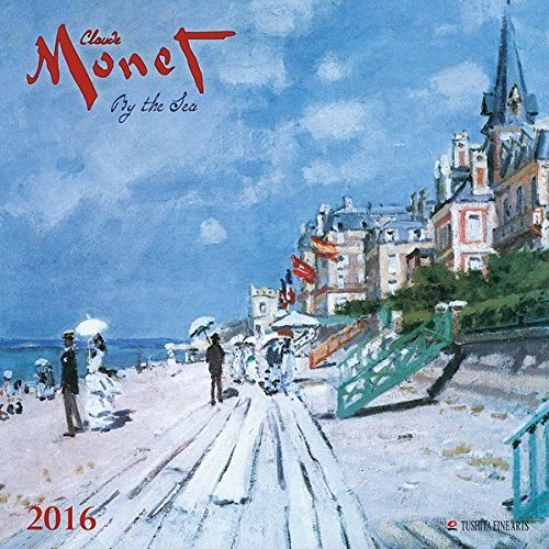 Claude Monet By the Sea