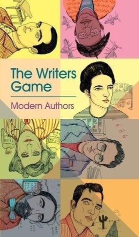 The Writer's Game: Modern Authors (Card Games)