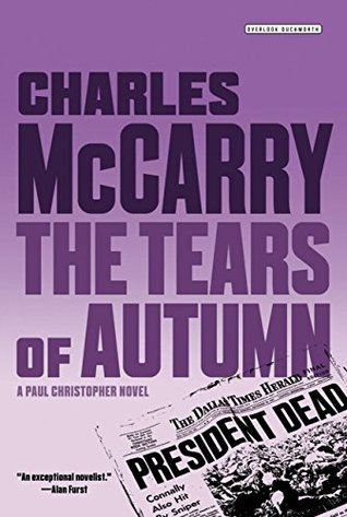Tears of Autumn by Charles McCarry