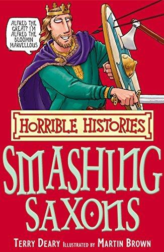 Horrible Histories: Smashing Saxons