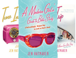 A Modern Girl's Bible Study (5 Book Series)