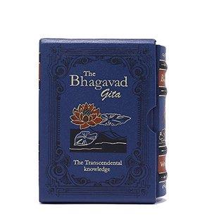The Bhagavad Gita Book with Box, English, A7 Size