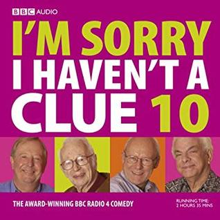 I'm Sorry I Haven't a Clue, Volume 10