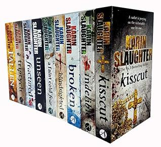 Karin slaughter collection will trent and grant county series 9 books set