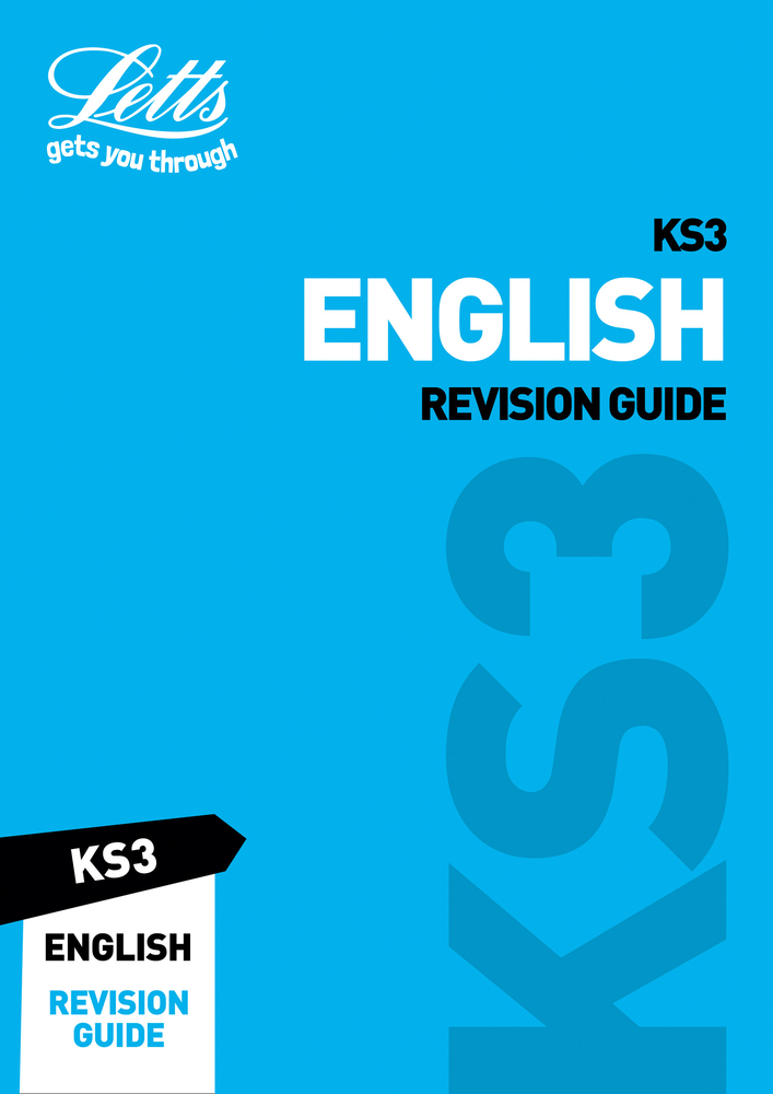 KS3 English Revision Guide (Letts KS3 Revision Success)