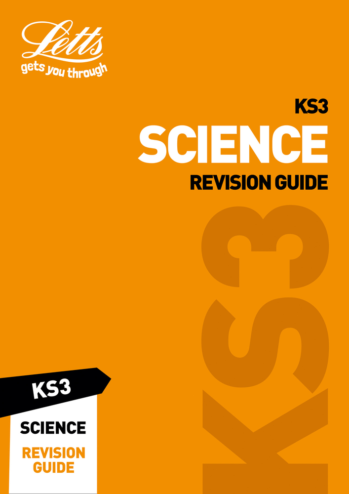 KS3 Science Revision Guide (Letts KS3 Revision Success)