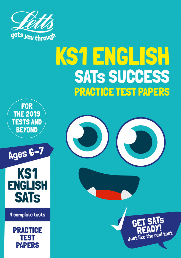KS1 English SATs Practice Test Papers: Key Stage 1 (Letts KS1 SATs Success)