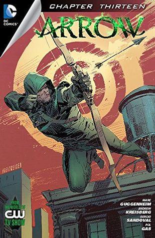 Arrow (2012- ) #13