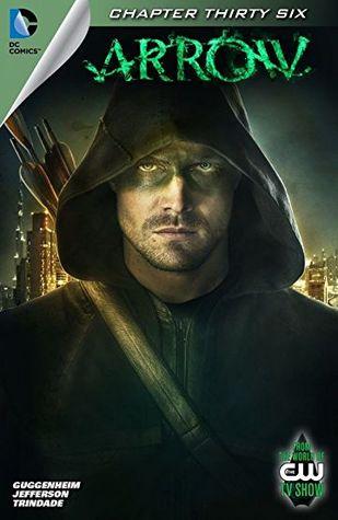Arrow (2012- ) #36